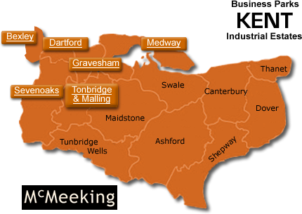 Kent Industrial Estates and Business Parks