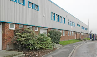 Industrial unit For Sale or To Let - Galley Hill, Dartford