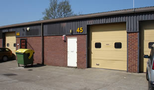 TO LET 45 Blue Chalet Industrial Estate, West Kingsdown