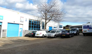 Unit 8, Sevenoaks Business Centre, Cramptons Road TO LET