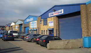 Warehouse FOR SALE - Northfleet Industrial Estate