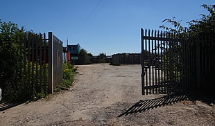 Fenced Yard To Let - Apex Business Park, Gravesend