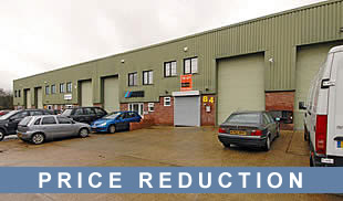 TO LET Unit B4 Chaucer Business Park, Sevenoaks