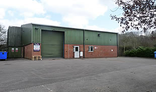 Baldwins Yard, Noahs Ark, Kemsing - Unit TO LET