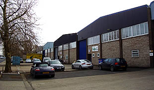 Warehouse To Let in Biggin Hill