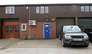 Unit for sale in Blue Chalet Industrial Park