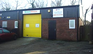 Blue Chalet Industrial Park - UNIT TO LET