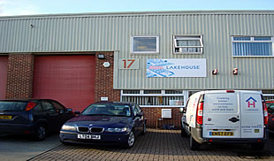 Unit in Borough Green, Kent to let