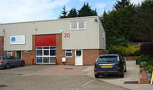 Unit 20 BOURNE ENTERPRISE CENTRE - FOR SALE