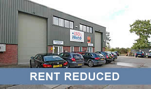 Warehouse and Offices To Let, Chaucer Business Park, Sevenoaks, Kent