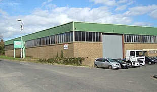 Warehouse TO LET - Canterbury Industrial Park