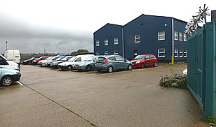 Chapter House, Unit B Riverside Industrial Estate, Dartford