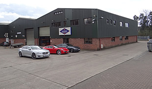 Unit A9 Chaucer Business Park - Warehouse FOR SALE