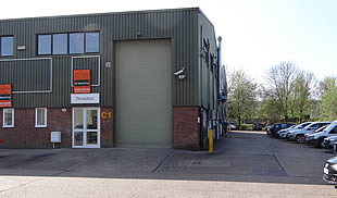 C1 Chaucer Business Park, Sevenoaks - TO LET