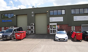 Unit C4 Chaucer Business Park - business unit TO LET