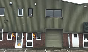 Unit available to rent in Chaucer Business Park