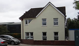 Office suite to let in Chaucer Business Park