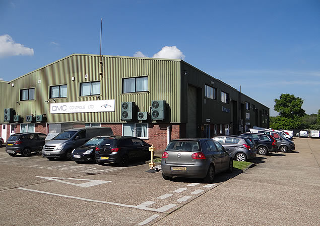 Workshop/offices FOR SALE in Chaucer Business Park, Sevenoaks