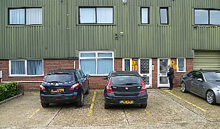 Unit D10 Chaucer Business Park - Offices TO LET