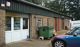 Unit 26 Chaucer Industrial Park, Kemsing, Sevenoaks FOR SALE or TO LET
