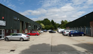 Unit TO LET Chaucer Business Park, Kemsing, Sevenoaks