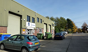 TO LET Unit B3 Chaucer Business Park, Sevenoaks