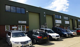 Unit C5 Chaucer Business Park, Kemsing, Sevenoaks FOR SALE