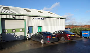 Churchill Business Park, Westerham - Warehouse/Workshop