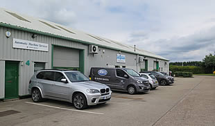 Churchill Business Park, Westerham