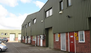 TO LET - Business Unit Chaucer Business Park, Sevenoaks