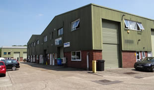 Unit D3 Chaucer Business Park, Sevenoaks - TO LET