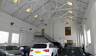 Unit 1, Dewlands Industrial Estate, Dartford, Kent - UNIT TO LET