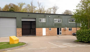 Property in Chaucer Business Park