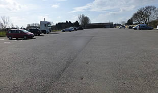 Fenn Industrial Estate - Transport Yard TO LET