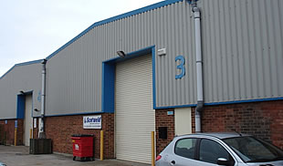 Galley Hill Trading Estate, Dartford, Kent - UNIT TO LET
