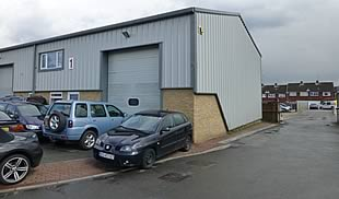 Unit 1, The Grove Industrial Estate, Swanley, Kent - TO LET