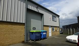 Unit 4, The Grove Industrial Estate, Swanley TO LET