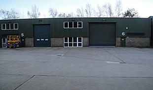 Modern Warehouse TO LET -  Borough Green, Kent