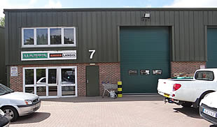 Warehouse/Workshop TO LET -  Borough Green, Kent