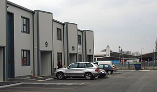 Units TO LET in Lion Business Park, Gravesend