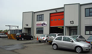 Unit C13, Lion Business Park, Gravesend, Kent