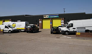 Double Unit TO LET - MANFORD INDUSTRIAL ESTATE