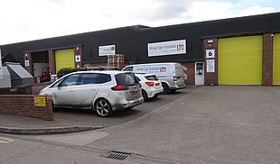 Unit 6 Manford Industrial Estate, Erith - TO LET