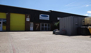 Unit 7 TO LET - MANFORD INDUSTRIAL ESTATE