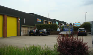 Unit 11 MANFORD INDUSTRIAL ESTATE - TO LET