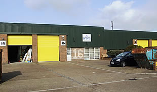 Unit 16 - Manford Industrial Estate