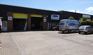 MANFORD INDUSTRIAL ESTATE