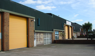 Unit 19 - MANFORD INDUSTRIAL ESTATE