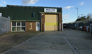 Unit 1 Manford Industrial Estate, Erith - TO LET