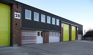 Manford Industrial Estate, Erith, Kent